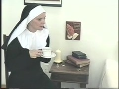 Nun and rod