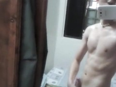 Fabulous male in best solo male, amateur homo sex video