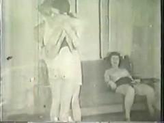 Retro Porn Archive Video: Trio
