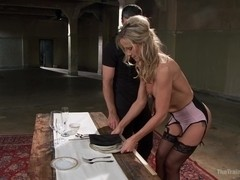 The Training of a Domestic MILF Day Three