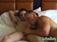 Bryce & Jimmy Military Porn Video