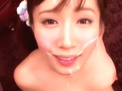 Hottest Japanese slut Minami Kojima in Amazing JAV censored POV, Small Tits scene
