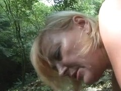 Depraved Italian Signora Francesca