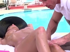 Poolside Perversion