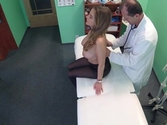 Amazing pornstar in Incredible Medical, Redhead sex movie