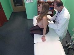 Amazing pornstar in Incredible Medical, Redhead sex movie