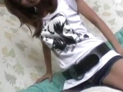 Incredible Japanese model Akina in Crazy JAV scene