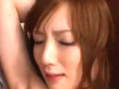 Exotic Japanese slut Kaede Fuyutsuki in Best Cumshots, Small Tits JAV video