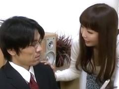 Hottest Japanese model Midori Nashiro in Fabulous Doggy Style, Hardcore JAV video
