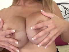 Amazing pornstar Alyssa Lynn in Horny Big Tits, Masturbation porn movie