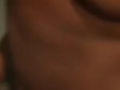 Busty ebony fucked hard in a hot vintage porn movie