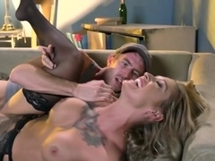 Kleio Valentien & Danny D in Fuck All Day Fuck All Night - Brazzers