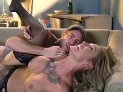 Kleio Valentien & Danny D in Fuck All Day Fuck All Night - Brazzers