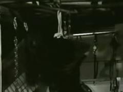 Mature Japanese babe enjoys Japanese torture