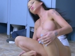 Raven Bay & Danny D in Hammered - Brazzers