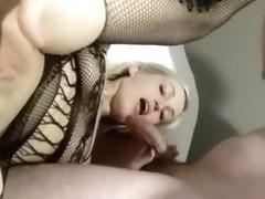 Best pornstars Crystal Crown, Jennifer Love and Simony Diamond in crazy big tits, facial sex movie
