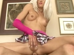 Amazing pornstar Brooklyn Lee in fabulous facial, anal sex movie