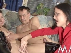 Incredible pornstar in Crazy Blowjob, German sex scene