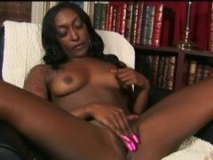 Fabulous pornstar in Amazing Black and Ebony, Solo Girl sex movie