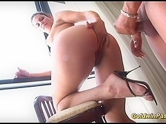 her first extreme big cock anal fuck