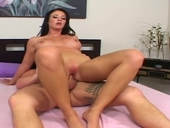 Kimberly Kole has a wet cunt longing for a big cock and a deep fucking