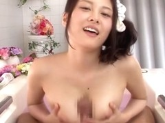 Hottest Japanese girl China Matsuoka in Amazing Blowjob, Big Tits JAV movie