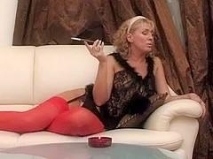 juvenile boy fuck a  russian mature woman