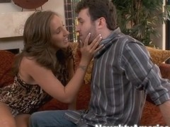 Kelly Divine & James Deen in My Dad Shot Girlfriend