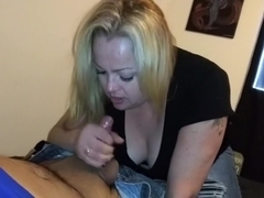 Blonde mexican slut cheating...