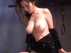 Crazy Japanese whore Julia in Incredible MILF, Blowjob JAV clip
