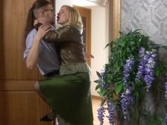 MaturesAndPantyhose Movie: Susanna M and Jerome A