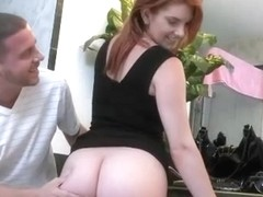 Round ass Rainia Belle gets fucked