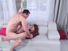 Taylor Sands Pussy Eaten Then Giving Blowjob And Screwed