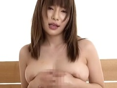 Incredible Japanese girl in Horny MILF, Handjob JAV scene