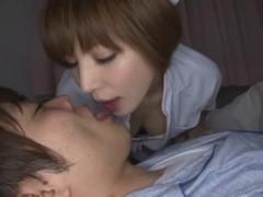 Yuri Satomi Hot Asian nurse is an unusual chick