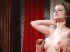Busty Beauty with a Hairy Pussy for Caesar (1970s Vintage)