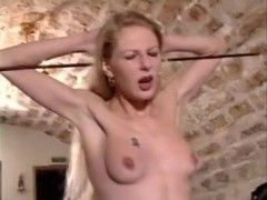 naughty tit whipping