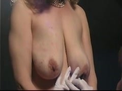 Bondman getting breasts and bawdy cleft piercings - pierced whore