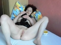 Nailing a hot wife with a butt plug