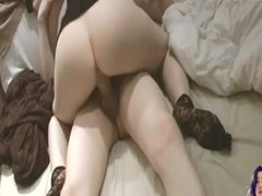 Korean wife and tight pussy