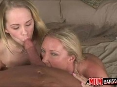 Britney Young theeway with stepmom n BF