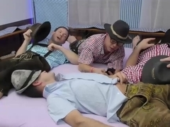 dirty nurses in lederhosen gangbang