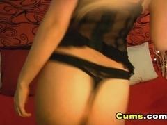 Slut Blonde Babe Dildo Fucks Her Pussy On Cam