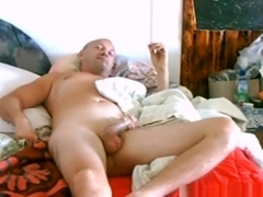 Dark haired girl rides her man and has doggystyle sex