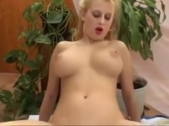 Cute european girl fucked hard