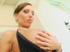 Eliza hot milf being fucked on mature milf gonzo porn site Milf Thing