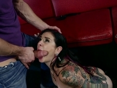 Incredible pornstars Joanna Angel, Bill Bailey in Fabulous Emo, Big Ass xxx video