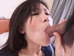 Fabulous pornstar Shizuku Morino in amazing asian, creampie xxx clip
