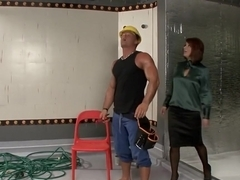 Amazing pornstar Emma Butt in hottest stockings, hardcore adult scene