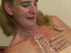 Fabulous pornstar Big Red in Crazy Blonde, Masturbation porn video